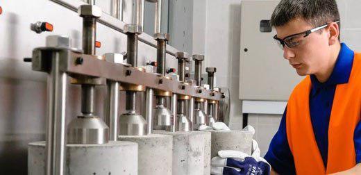 Лаборатория качества бетонной смеси раствор песчано цементный м100 гост